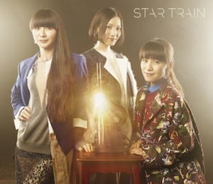 Single STAR TRAIN by Perfume