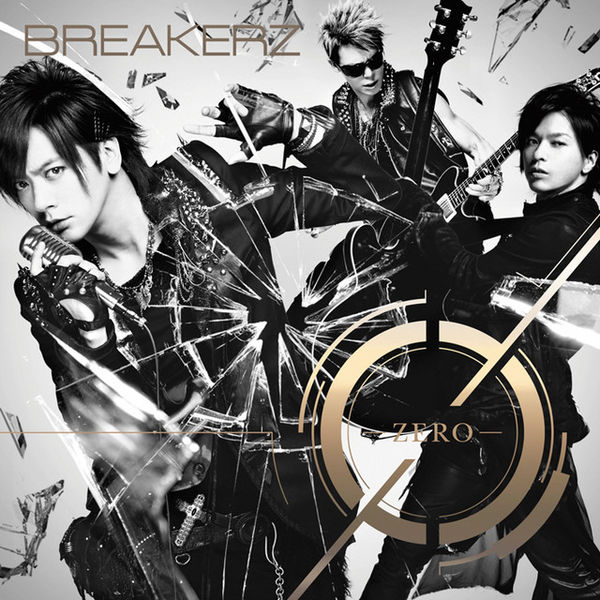 Album 0-ZERO- by BREAKERZ