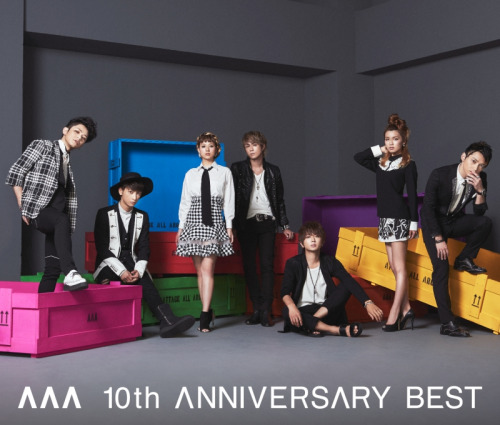 Album AAA 10th Anniversary Best by AAA