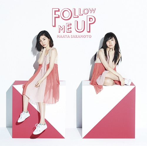 Album Follow Me Up by Maaya Sakamoto