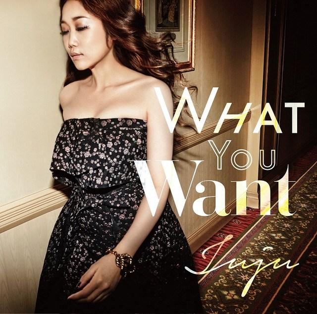 Single What You Want by JUJU