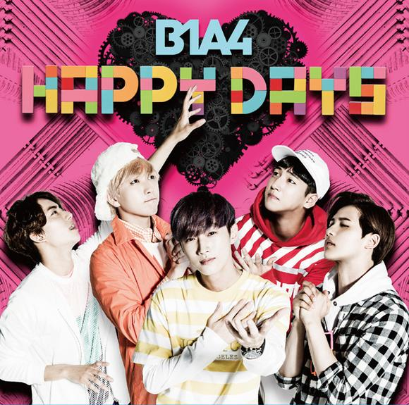 Single Happy Days by B1A4