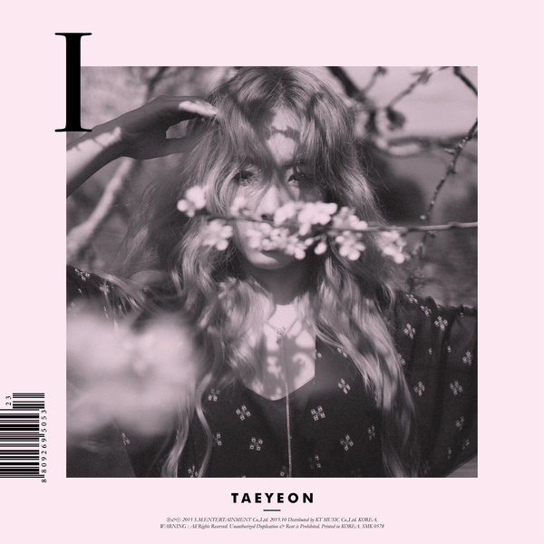 Mini album I by Taeyeon