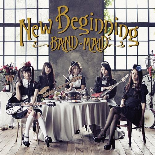 Mini album New Beginning by BAND-MAID