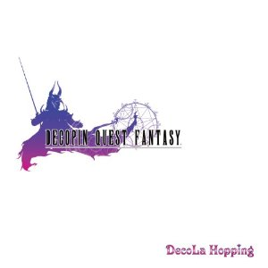 Single DECOPIN QUEST FANTASY by DecoLa Hopping