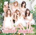 SUNDAY MONDAY(Japanese ver.) - A Pink