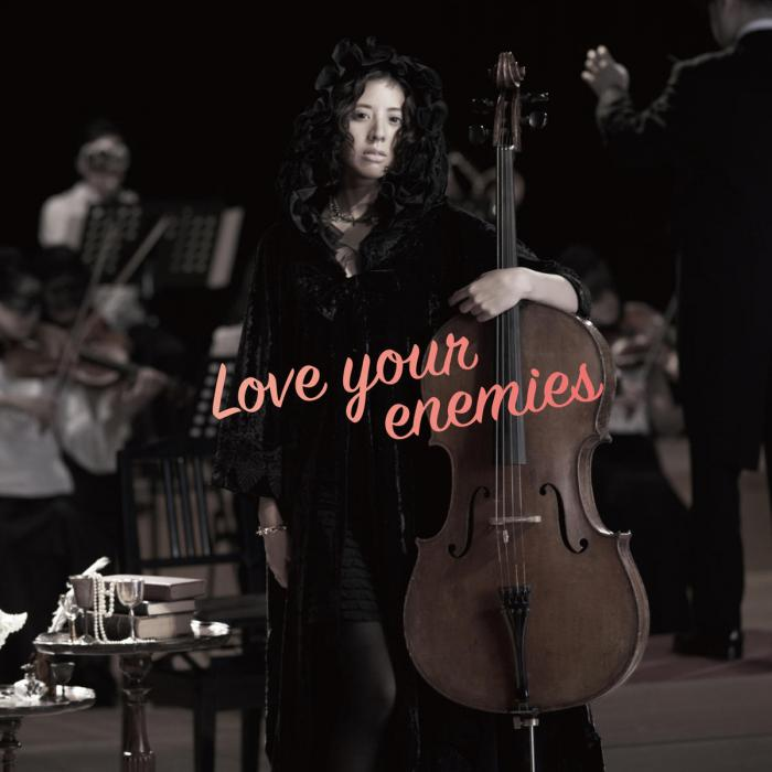 Single Love your enemies by Kanon Wakeshima