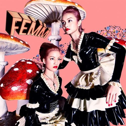 Album PoW! / L.C.S. +Femm-Isation by FEMM