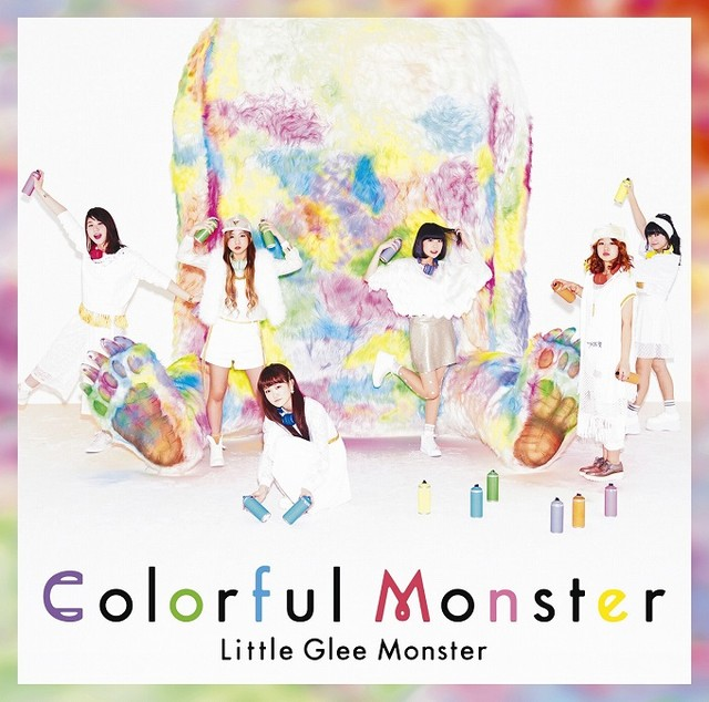 Album Colorful Monster by Little Glee Monster