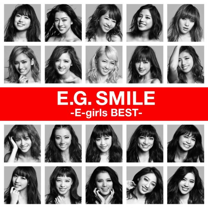 Album E.G. SMILE -E-girls BEST- by E-Girls