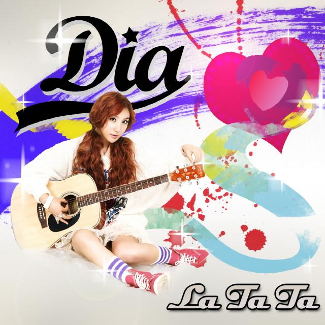 Single La Ta Ta by Dia