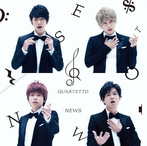 Album QUARTETTO by NEWS