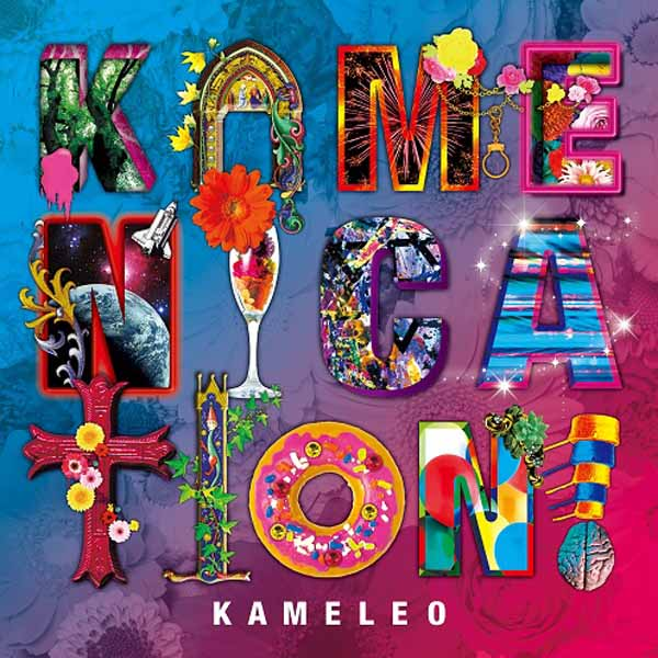 Mini album KAMENICATION! by Kameleo