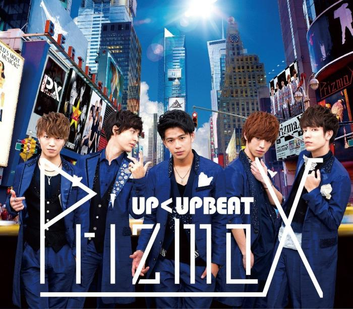Single UP<UPBEAT by PrizmaX
