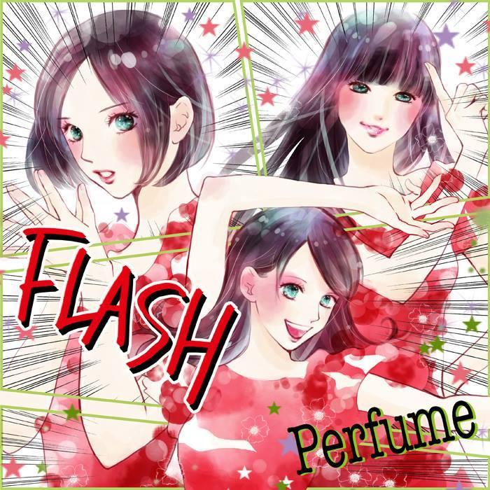 Single FLASH by Perfume