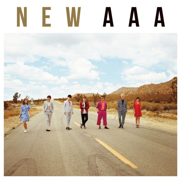 Single NEW by AAA