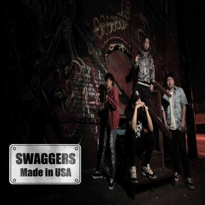 Single Swaggers Made In USA by Valen Hsu