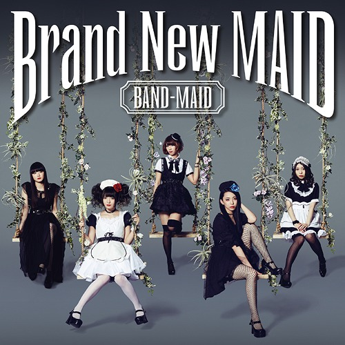 Album Brand New MAID by BAND-MAID