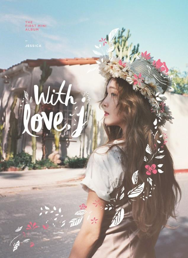 Mini album With Love, J by Jessica