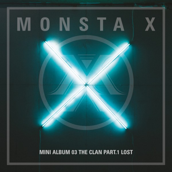 Mini album The Clan Part.1: Lost by MONSTA X