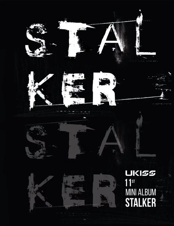 Mini album STALKER by U-KISS
