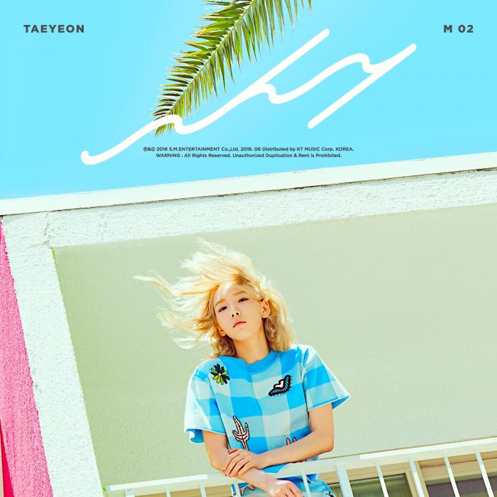 Mini album Why by Taeyeon