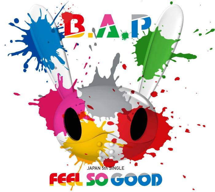 Single Feel So Good by B.A.P