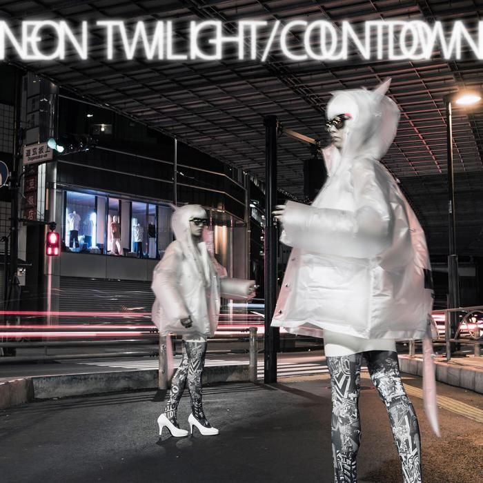 Single Neon Twilight / Countdown by FEMM