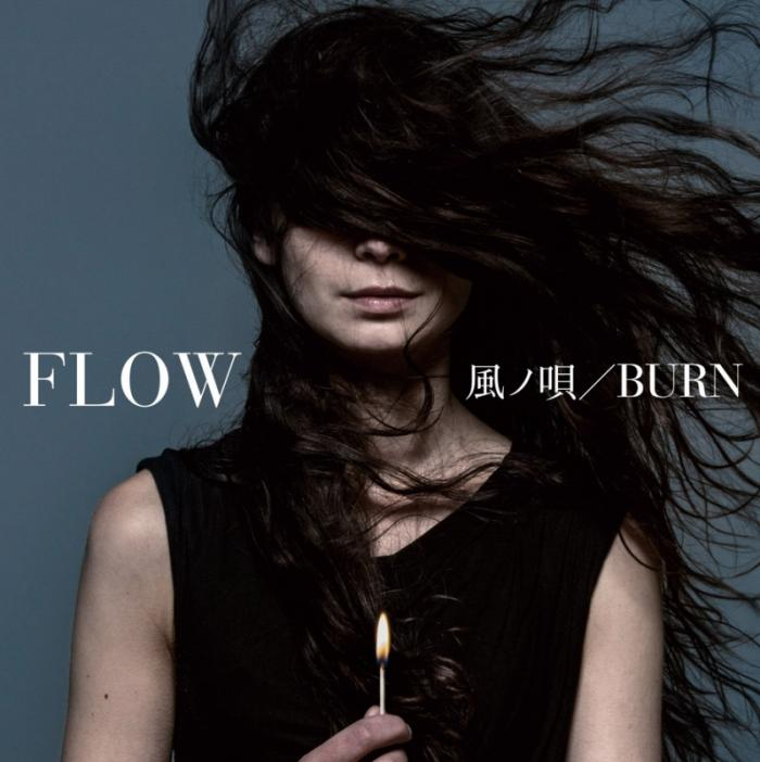 Single Kaze No Uta / BURN by FLOW