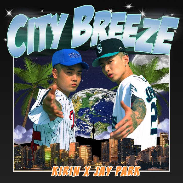 Single CITY BREEZE by Jay Park