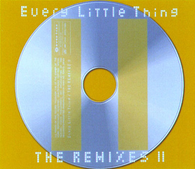 Album The REMIXES II by Every Little Thing