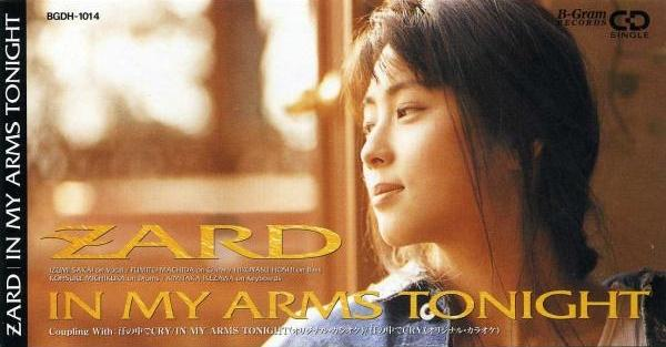 IN MY ARMS TONIGHT by Zard