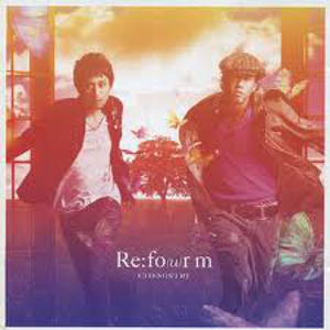 Album Re:fo(u)rm by CHEMISTRY