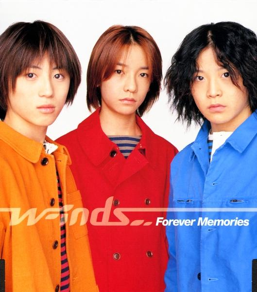 Single Forever Memories by w-inds.