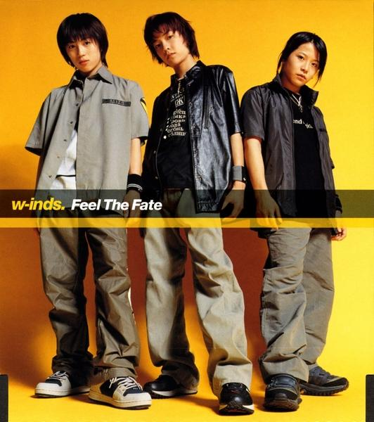 Single Feel The Fate by w-inds.