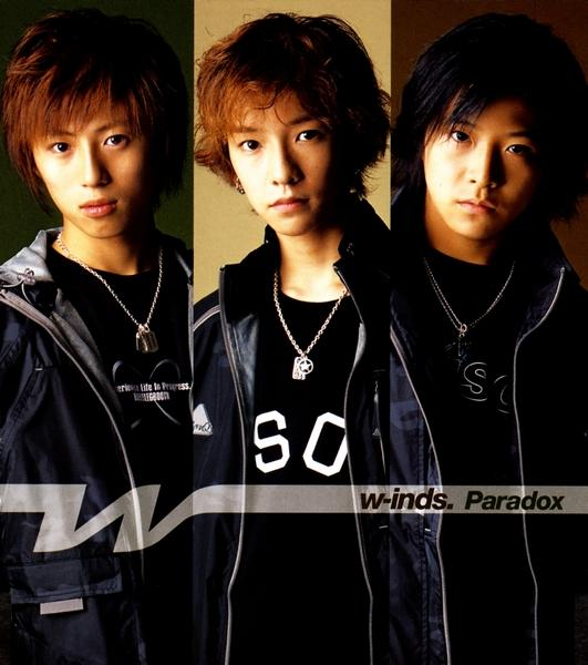 Single Paradox by w-inds.