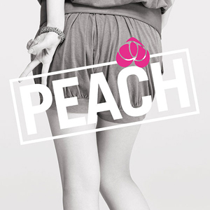 Single PEACH / HEART by Ai Otsuka