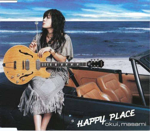 Single Happy place by Masami Okui
