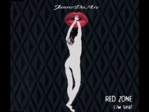 Single Red Zone by Janne Da Arc