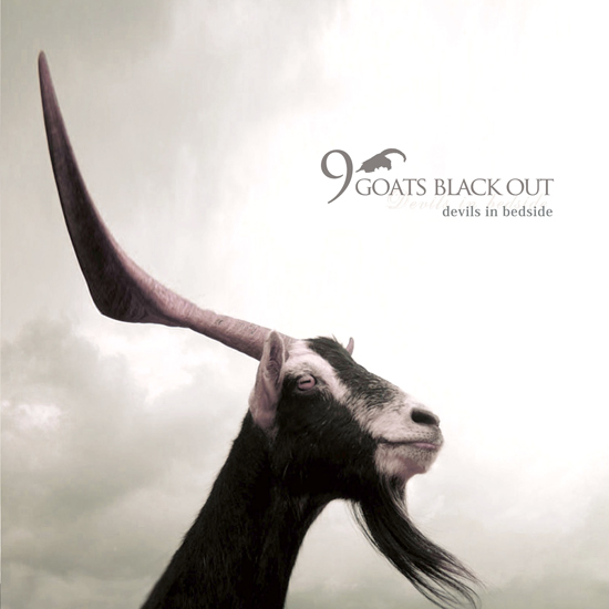 Mini album devils in bedside by 9Goats Black Out