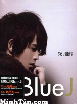 Album Blue J by Jeremy Ji