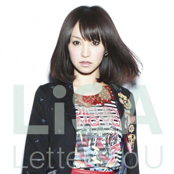 Mini album Letters to U by LiSA