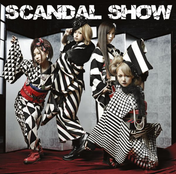 Album SCANDAL SHOW by SCANDAL