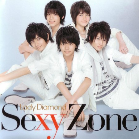 Single Lady Diamond by Sexy Zone