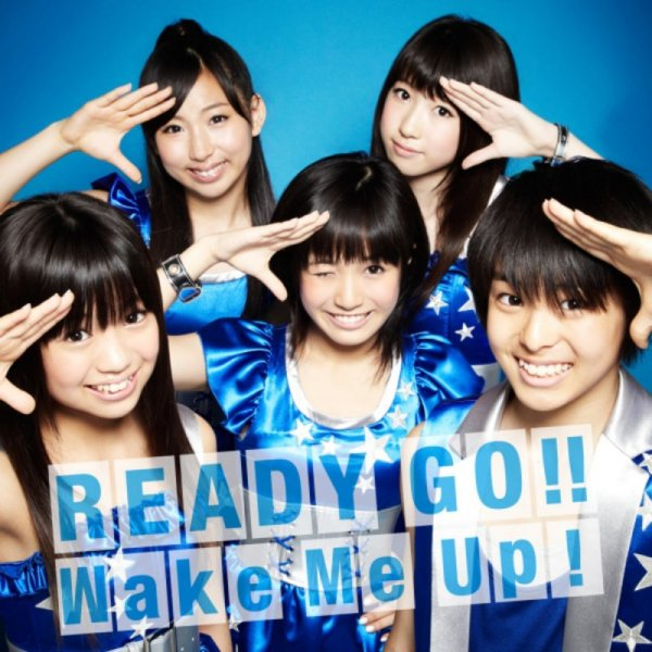 Single READY GO!! / Wake me Up! by Dream5