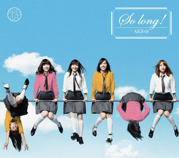 Single So long ! by AKB48