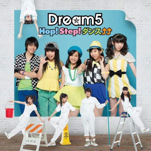 Single Hop! Step! Dance ↑↑ by Dream5