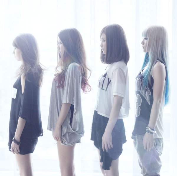 Single Kagen no Tsuki by SCANDAL