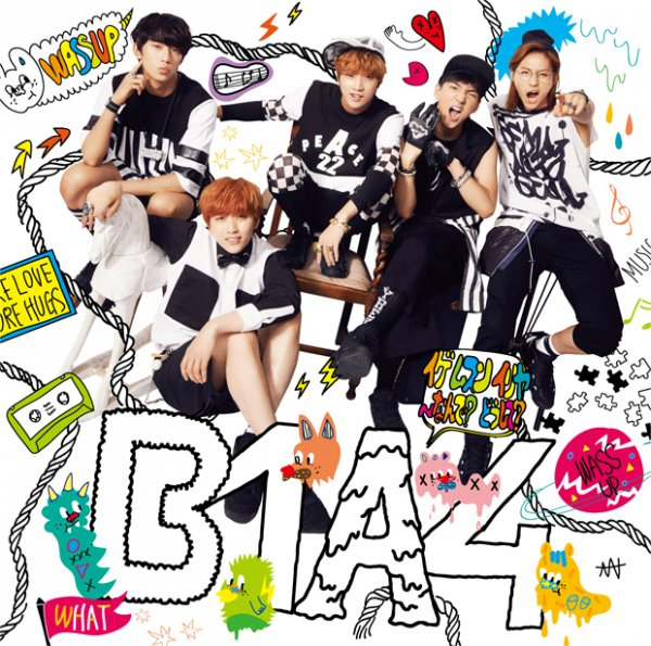 Single Ige Musun Iriya - Nanya? Doushite? by B1A4