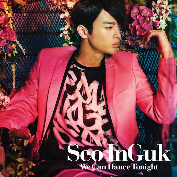 Single We Can Dance Tonight by Seo In Guk